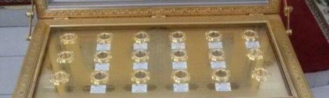 Святыня в нашем храме до 4 ноября включительно